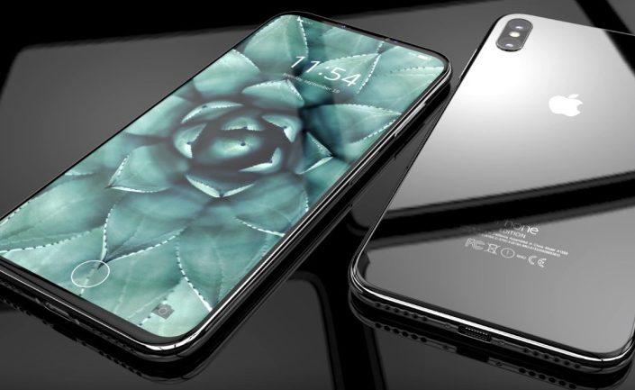Milyen lesz az iPhone 8?