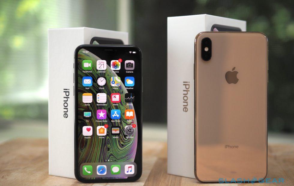 iPhone XS tokok